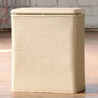 'Carter' Linen Upright Hamper