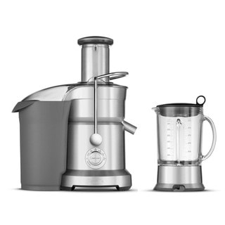 Breville Juice and Blend Dual-Purpose Juicer and Blender