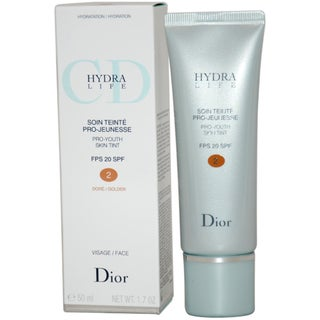 Dior Hydra Life Pro-Youth Skin Tint Golden Foundation SPF 20