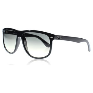 Ray-Ban RB4147 Waycat Black/ Crystal Grey Modern Sunglasses