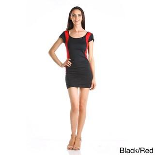 Stanzino Women's Colorblocked Bodycon Dress