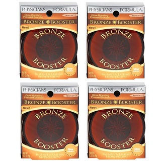 Physicians Formula Medium to Dark #1135 Bronze Booster (Pack of 4)