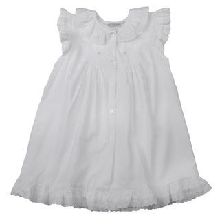 Embroidered Children's Pull-Over Nightgown