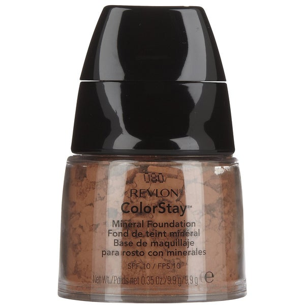 Revlon ColorStay Deep #080 Mineral Foundation SPF 10