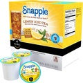 Snapple Lemon Iced Tea K-Cup Portion Packs for Keurig K Cup Brewer (Case of 88)