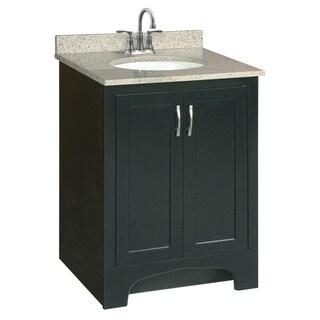 Design House Ventura Espresso 2-Door Vanity Cabinet