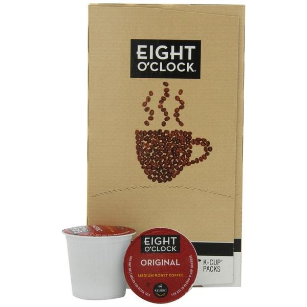 Eight O'Clock Coffee Original Blend K-Cups for Keurig K-Cup Brewers (96 K-Cups)