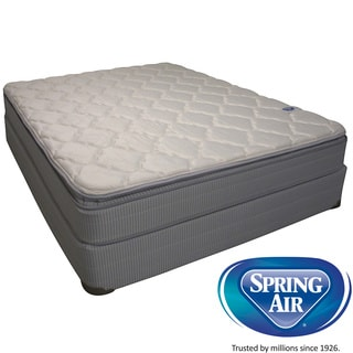 Spring Air Value Abbott Pillow Top King-Size Mattress Set
