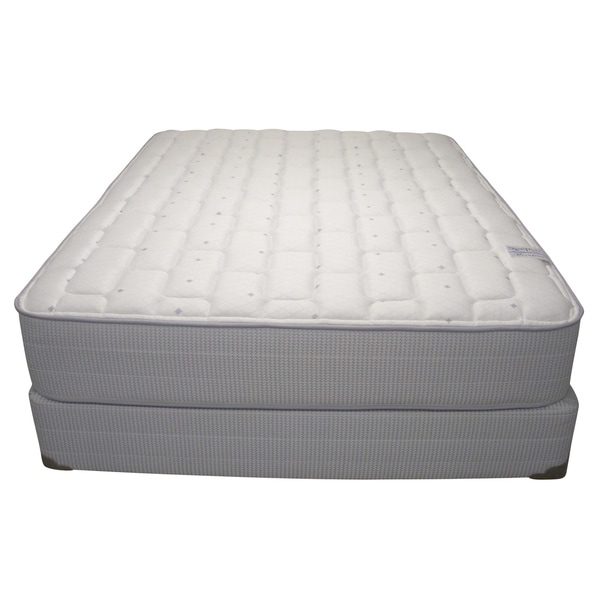 Spring Air Value Addison Firm Full-size Mattress Set