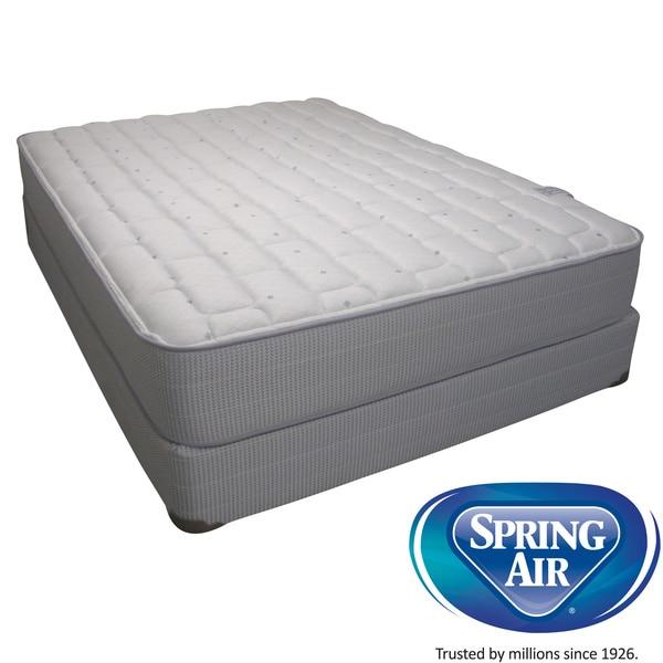 Spring Air Value Addison Firm Full size Mattress Set