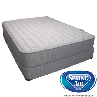 Spring Air Value Addison Firm Queen-size Mattress Set