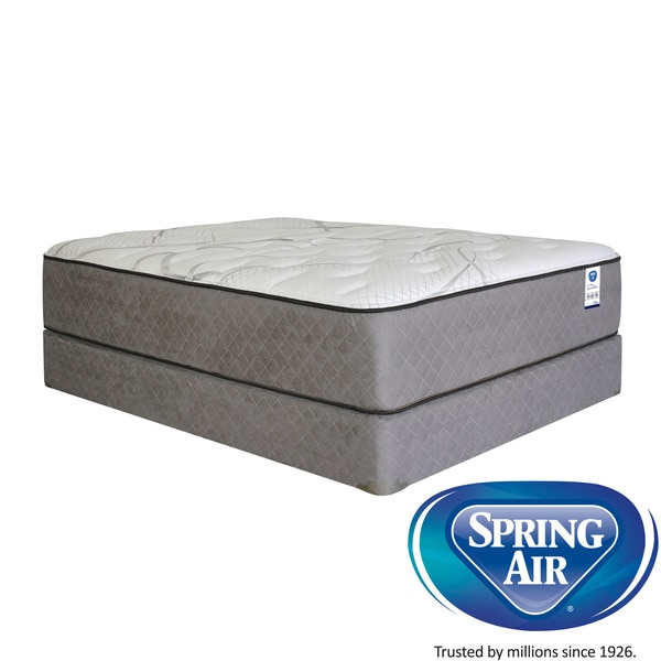 Spring Air Value Addison Euro Top Twin-size Mattress Set