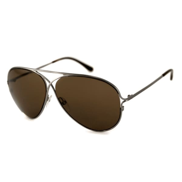 tom ford men 39 s tf0142 peter aviator sunglasses 15533806 overstock. Cars Review. Best American Auto & Cars Review
