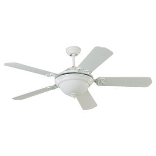52-inch Parkview Elite White Energy Star Ceiling Fan
