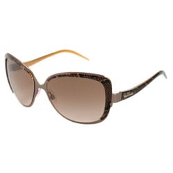 Roberto Cavalli Women's RC654S Rosmarino Rectangular Sunglasses with Plastic Temples