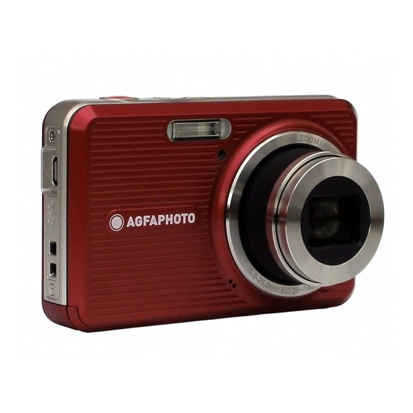 Agfa Photo Optima 145 BK 14 MP Digital Camera with 5x Optical Zoom