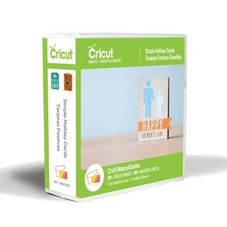 Cricut Holiday Card Cartridge