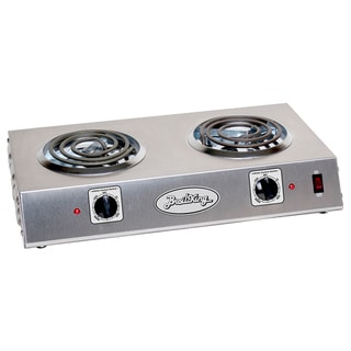 Broil King CDR-1TB Stainless Steel Professional Double Hot Plate