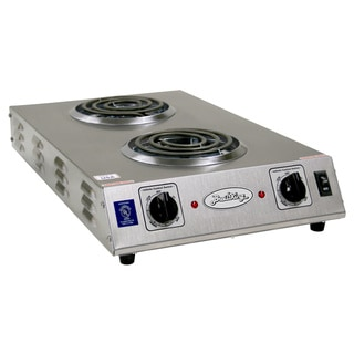 Broil King Professional Double Space Saver Hot Plate