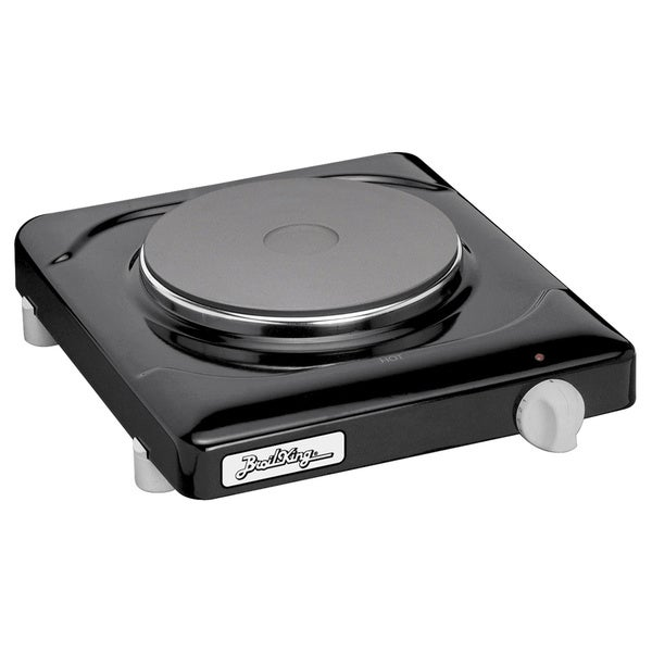 Broil King Professional Black Cast Iron Range