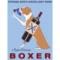 Ken Bailey 'Appellation Boxer' Paper Print (Unframed)