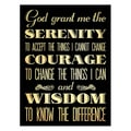 Serenity Prayer' Paper Print (Unframed)