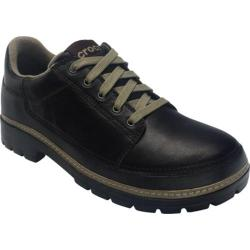 Men's Crocs Cobbler Hiker Shoe Espresso/Black