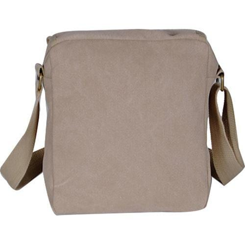 Everest Canvas Messenger Khaki
