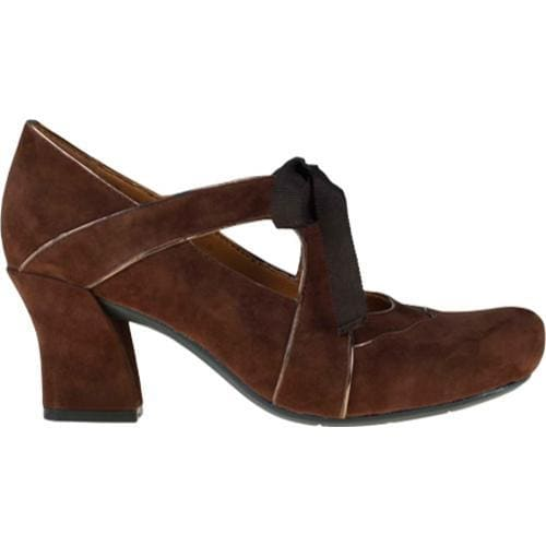Women's Earthies Sarenza Too Maroon Kid Suede
