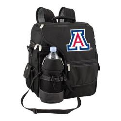 Picnic Time Turismo University of Arizona Wildcats Print Black