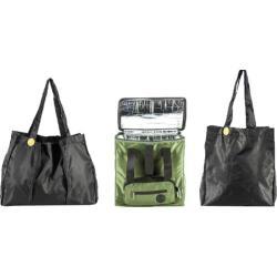 Sacs of Life InSOLator 3 Bag Set Pea Green