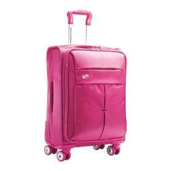 American Tourister Colora 20in Spinner Raspberry