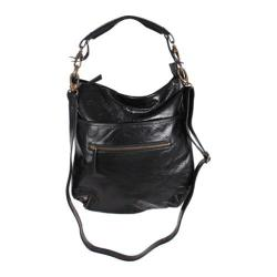 Women's Latico Francesca Hobo 7969 Black Leather
