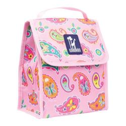 Wildkin Munch 'n Lunch Bag Paisley