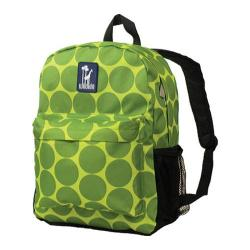 Wildkin Crackerjack Backpack Big Dots Green