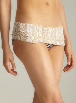 Anne Cole Foldover Palm Printed Bottom