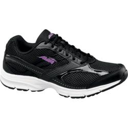 Women's Avia A5034W Black/Sugar Plum