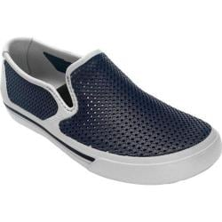 Men's Crocs CrosMesh Slip-on Shoe Pearl/Navy