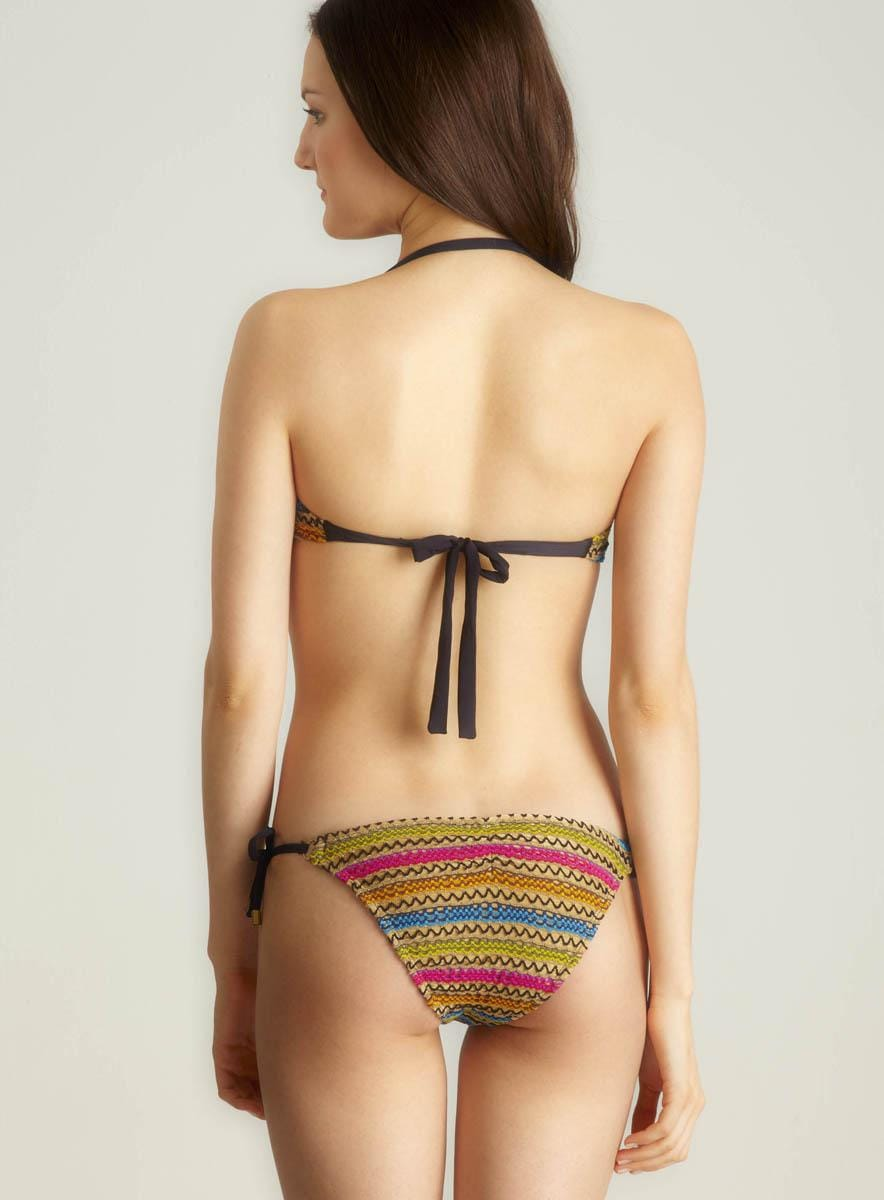 Vitamin A Celebrity String Bottom, Multi