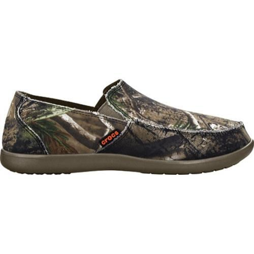 Men's Crocs Santa Cruz Realtree� Chocolate