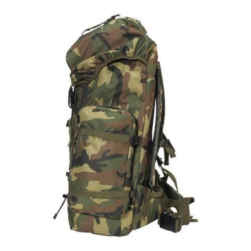 Everest Jungle Camo Hiking Pack Jungle Camo