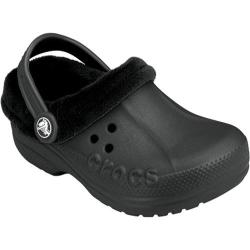 Children's Crocs Blitzen Polar Black/Black