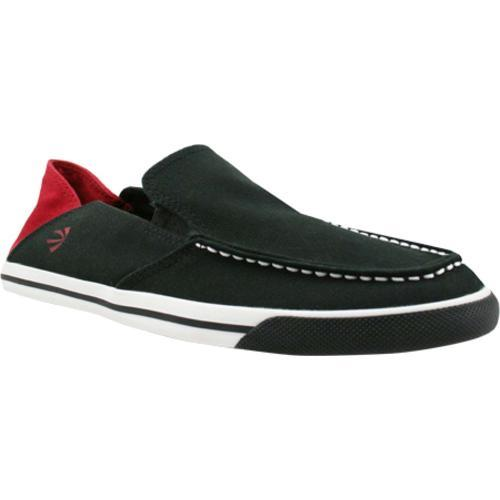 Men's Burnetie Boardwalk-Drop Black