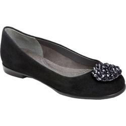 Women's Aerosoles Becxotic Black Suede