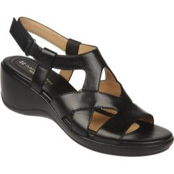 Women's Naturalizer Tanner Black Atanado Veg Leather