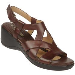 Women's Naturalizer Tanner Bridal Brown Atanado Veg Leather