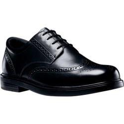 Men's Nunn Bush Eagan Black Leather