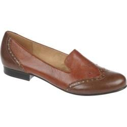 Women's Naturalizer Lerato Rusty Tan Giglio Leather/Coffee Bean Giglio PU