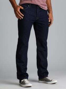 7 For All Mankind Slimmy Dark Denim Jeans