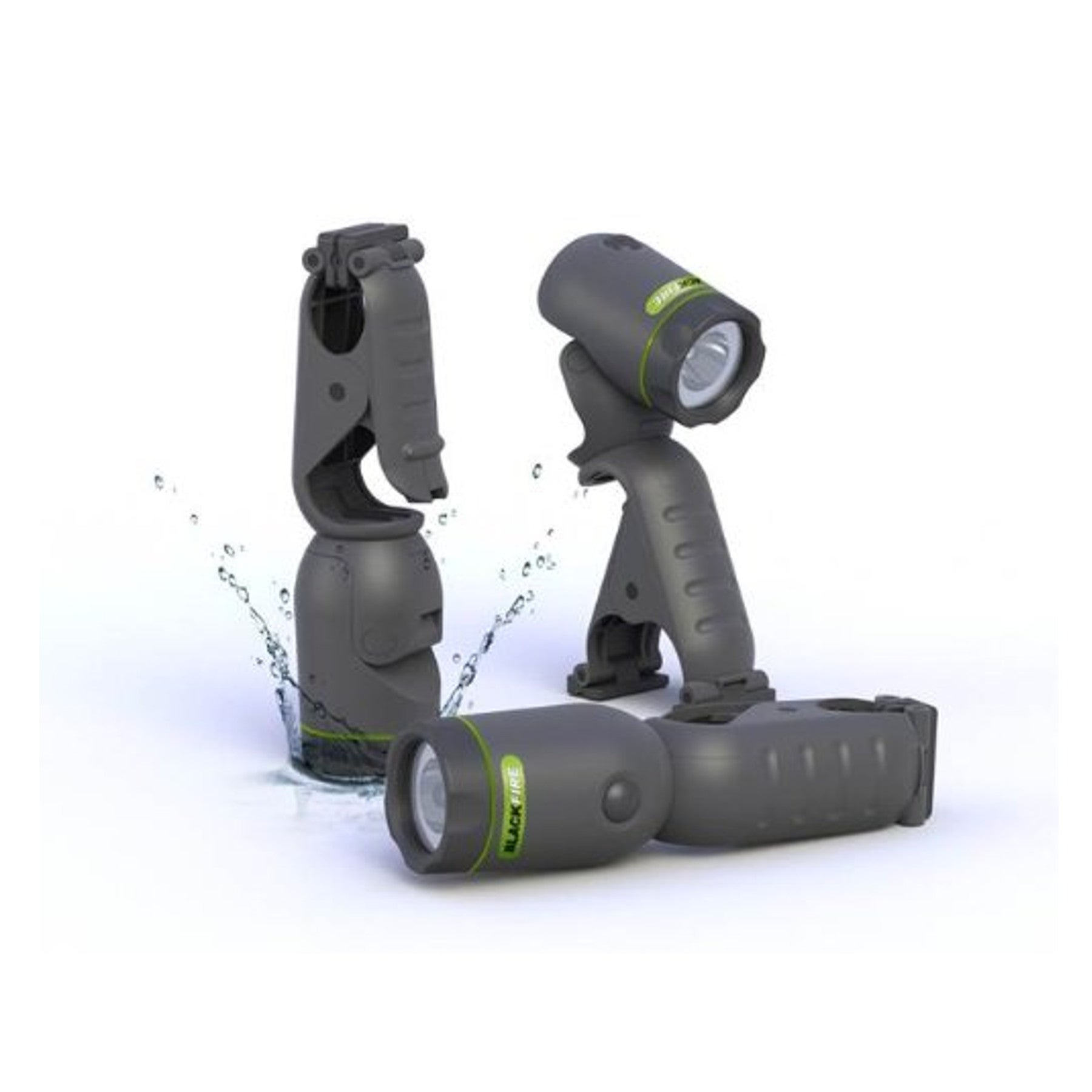 Blackfire Clamplight Waterproof